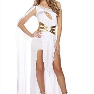 Roma sexy greek goddess costume size small/med